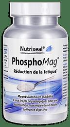 PhosphoMag glycérophosphate de magnésium Nutrixeal