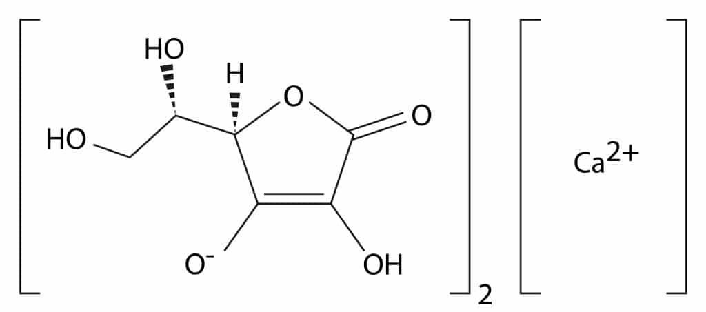 ascorbate de calcium Dossier vitamine CNutrixeal Info