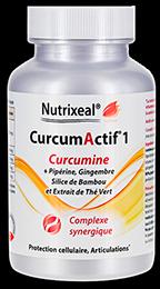 curcumactif 1 curcumine Nutrixeal