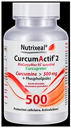 curcumactif 2 500mg curcumine Nutrixeal