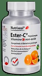 ester C comprimés vitamine C Nutrixeal