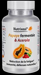 papaye vitamine C Nutrixeal