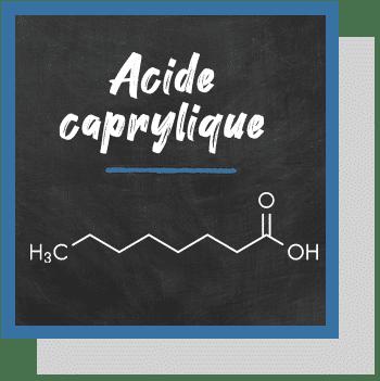 Acide caprylique index nutraceutique Nutrixeal Info