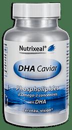 DHA caviar omega-3 Nutrixeal, dha phospholipides.