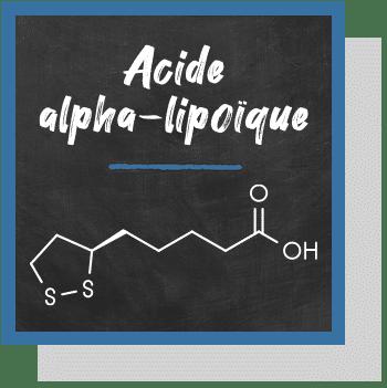 acide alpha lipoique index nutraceutique Nutrixeal Info