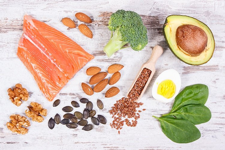 Les omega-3 peuvent être de sources végétale ou animale.