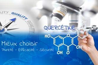 Choisir quercétine en complement alimentaire sur Nutrixeal Info