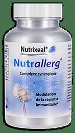 Nutrallerg quercétine Nutrixeal Info