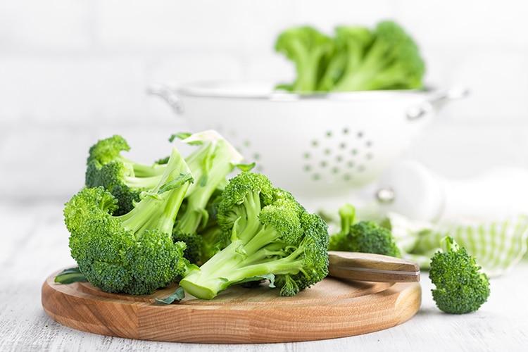 Le brocoli est un légume riche en nutriments.