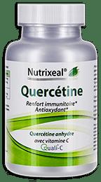 Quercetine et polyphenols Nutrixeal, avec vitamine C.