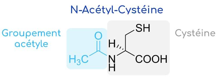 N-acetyl-cysteine NAC - Nutrixeal Info