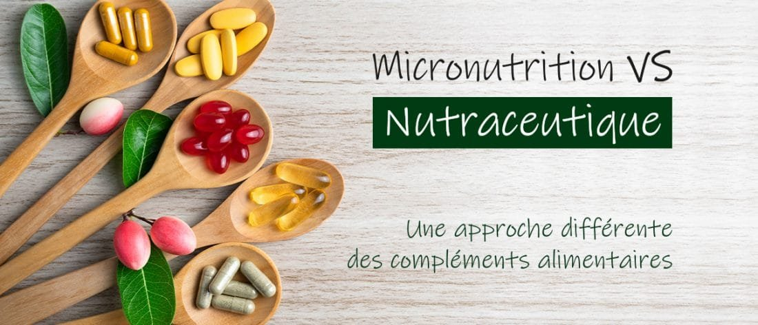 Nutraceutique selon Nutrixeal