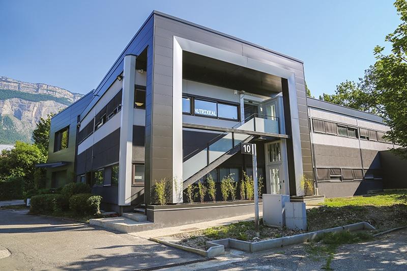 Laboratoire nutraceutique Nutrixeal, site de production en Isère.