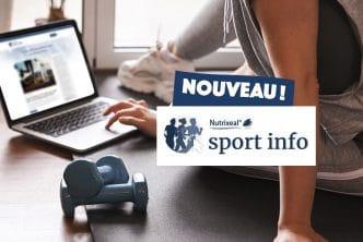 Nutrixeal Sport Info, portail d'information sport et nutraceutique