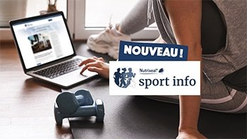 Vignette La nutraceutique pour les sportifs sur Nutrixeal Sport Info.