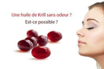 Huile de Krill sans odeur Superba Boost