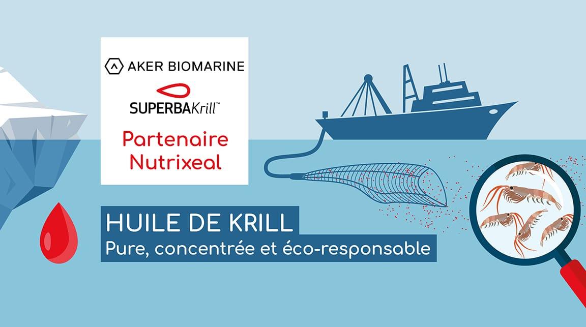 Aker BioMarine : specialiste exploitation eco-responsable du krill