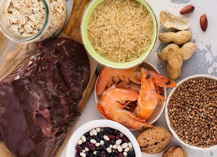 Aliments riches en cuivre nutrixeal info