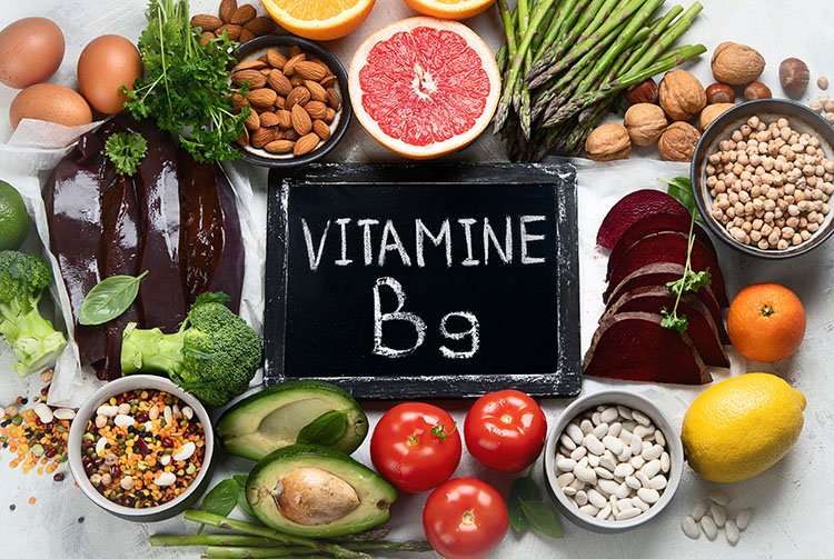 aliments vitamine B9 nutrixeal info