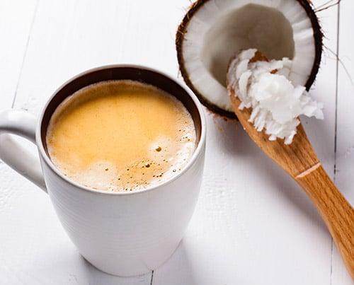 Bulletproof coffee regime cetogene huile de coco Nutrixeal Info