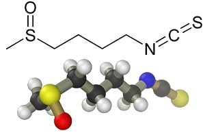 structure sulforaphane