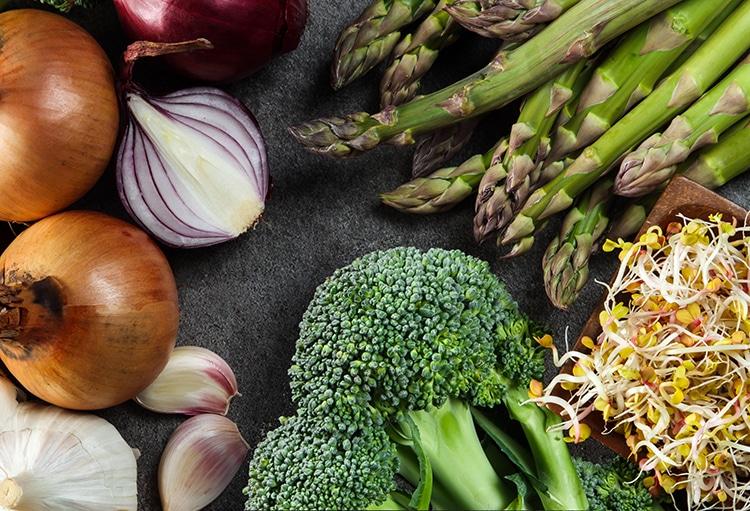 Aliments riches en soufre / msm