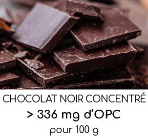 chocolat riche en opc oligo-proanthocyanidines nutrixeal info