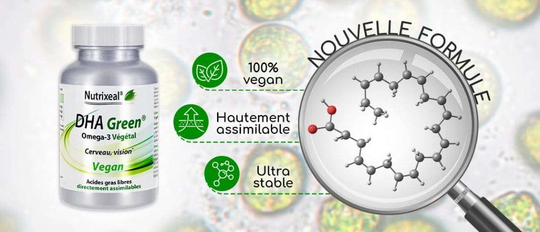 dha green nouvelle formule nutrixeal info