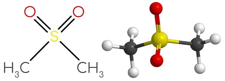 structure msm methylsulfonylmethane nutrixeal info