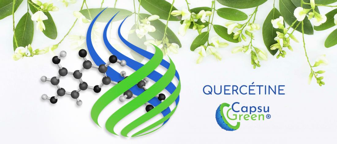 quercétine capsugreen biodisponibilite nutrixeal info