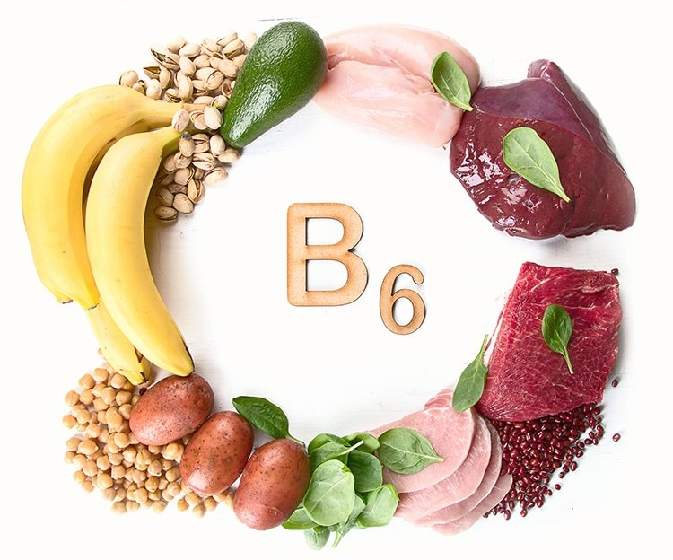 Aliments sources vitamine B6 Nutrixeal Info
