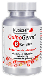 QuinoGerm B Complex vitamines B quinoa Nutrixeal Info