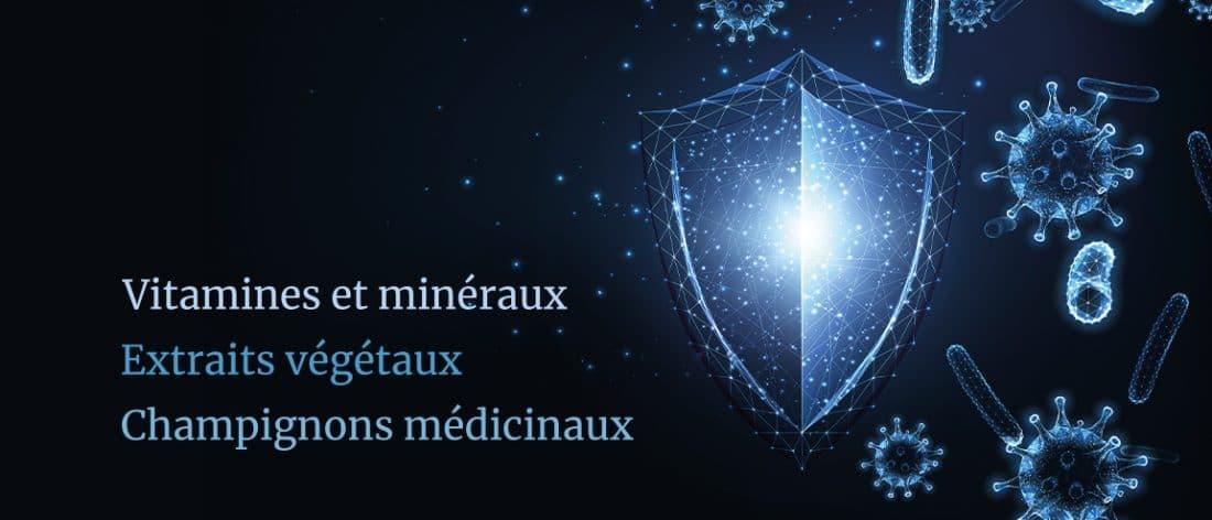 Immunité et nutraceutique dossier Nutrixeal Info