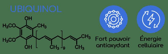 nutricosmétique : coenzyme q10 ubiquinol et bénéfices santé de la peau Nutrixeal Info