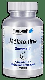 Melatonine vegan Nutrixeal