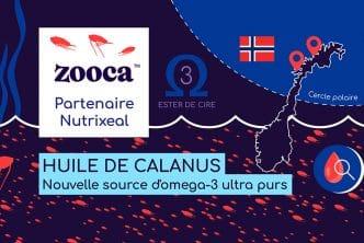 Zooca : Pionnier de l'huile de Calanus